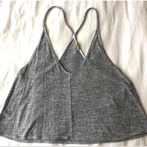 Wilfred Tops - Wilfred- Grey Tank